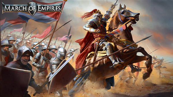 March of Empires Hack na Złoto