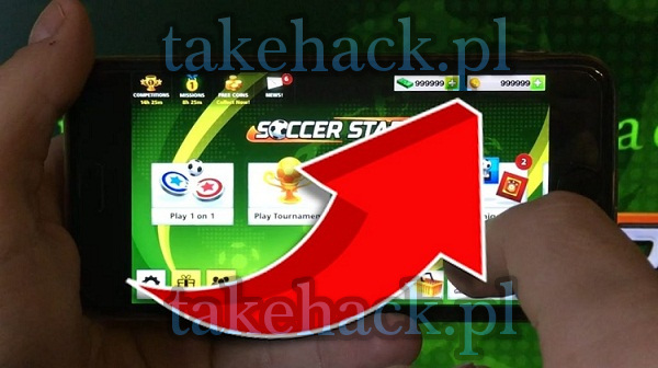 Hack do Soccer Stars