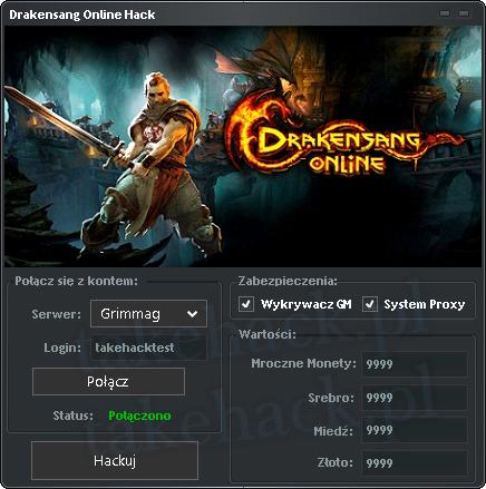 Kody do Drakensang Online