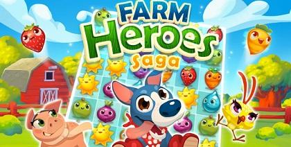 Farm Heroes Saga Hack na Fasolki