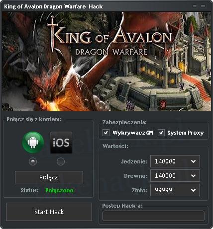Kody do King of Avalon Dragon Warfare