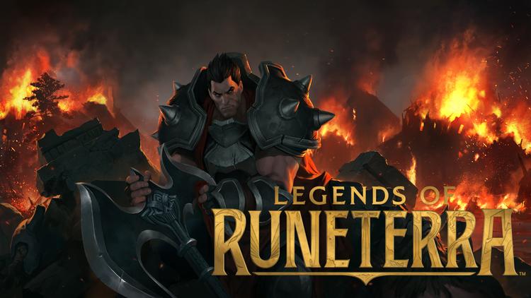 Legends of Runeterra Hack na Gemy